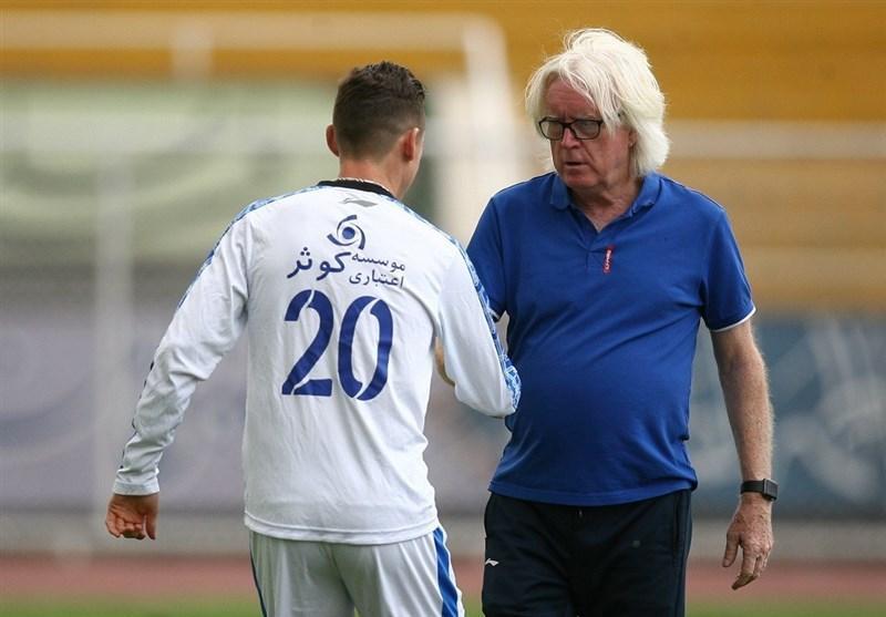 معاون باشگاه استقلال: بازیکنان باید در تست پزشکی شرکت نمایند، دل جپاروف با استقلال است