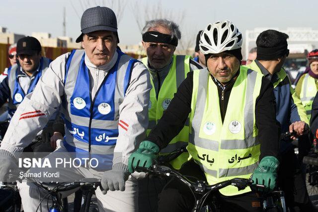 دوچرخه سواری یک استاندار