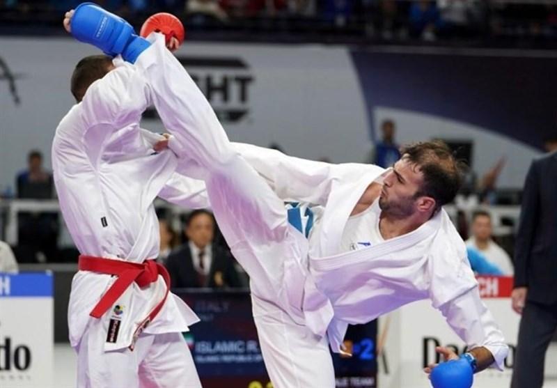 لیگ جهانی کاراته وان پاریس، نمایندگان کشورمان حریفان خود را شناختند