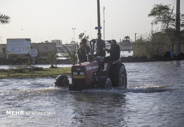 54 روستای خوزستان در حریم بستر رودخانه قرار دارند، لزوم جابجایی