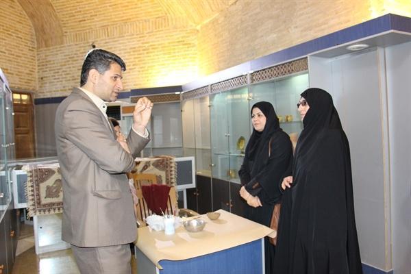 برگزاری نمایشگاه صنایع دستی و هنرهای سنتی در اصفهان