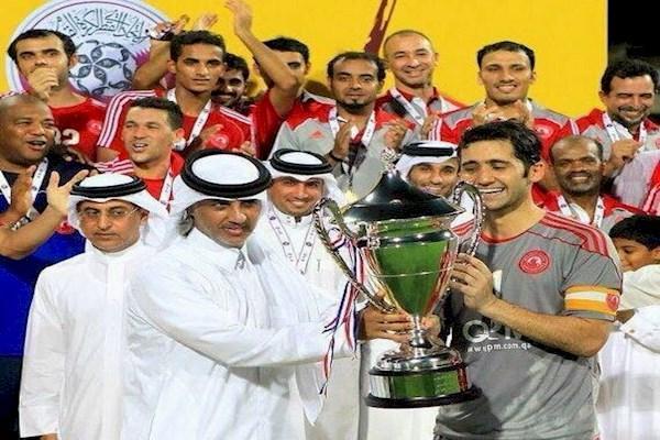 وداع دروازه بان ناشناس ایرانی العربی از فوتبال