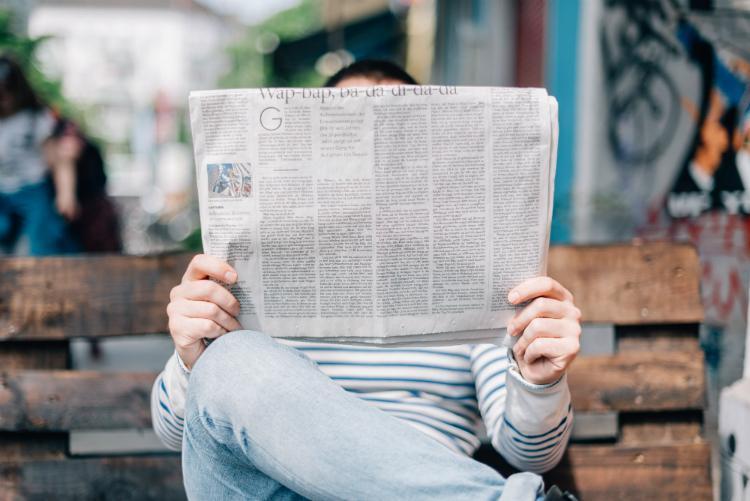 چه تعدادی از مردم جهان هنوز روزنامه می خوانند؟