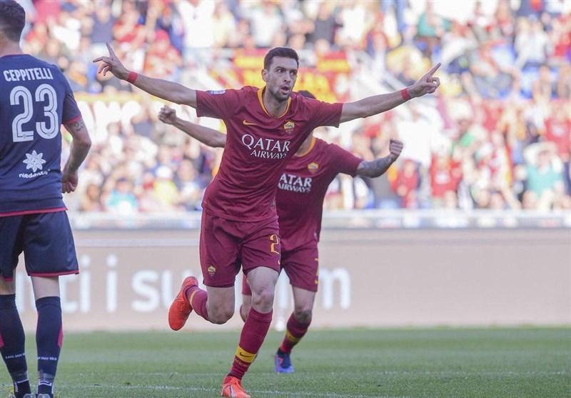 رم به حضور در لیگ قهرمانان اروپا امیدوار شد