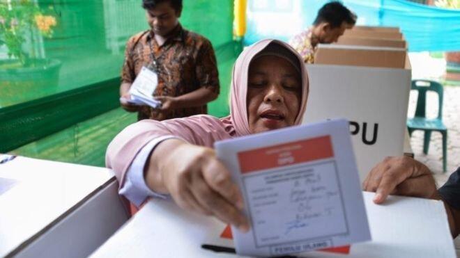 اندونزی ، صدها نفر تلفات کاری در پیچیده ترین انتخابات دنیا