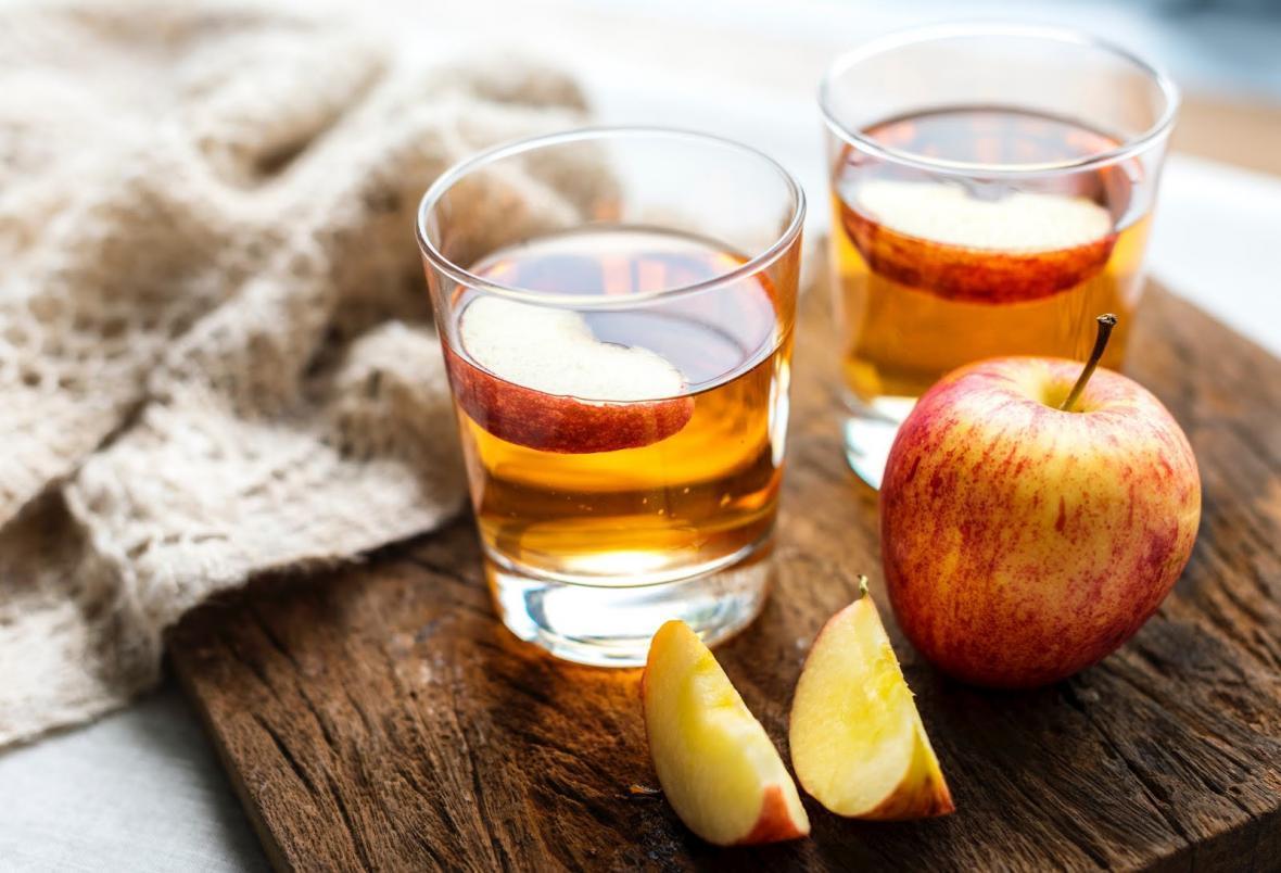 17 خاصیت شگفت انگیز سرکه سیب