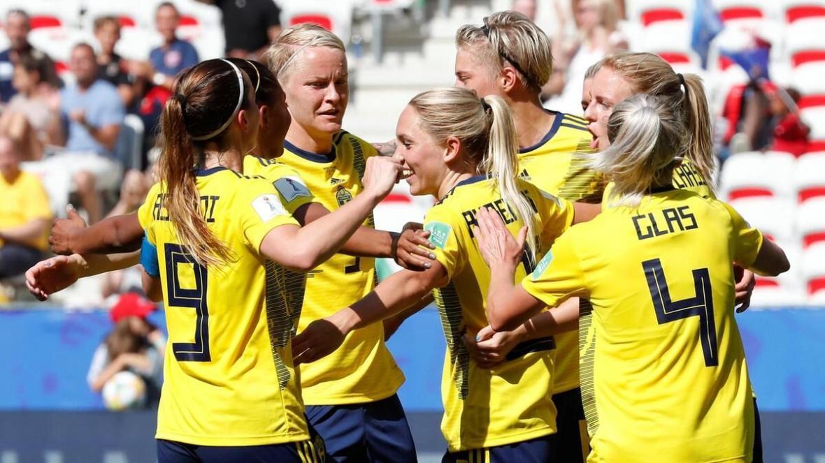 خبرنگاران سوئد راهی مرحله یک چهارم نهایی شد