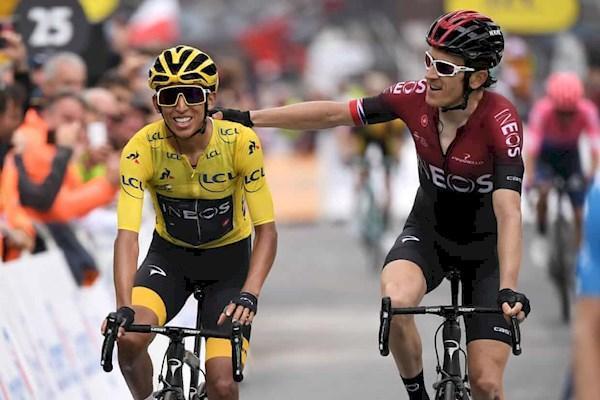 اگان برنال، اولین کلمبیایی قهرمان تور دو فرانس