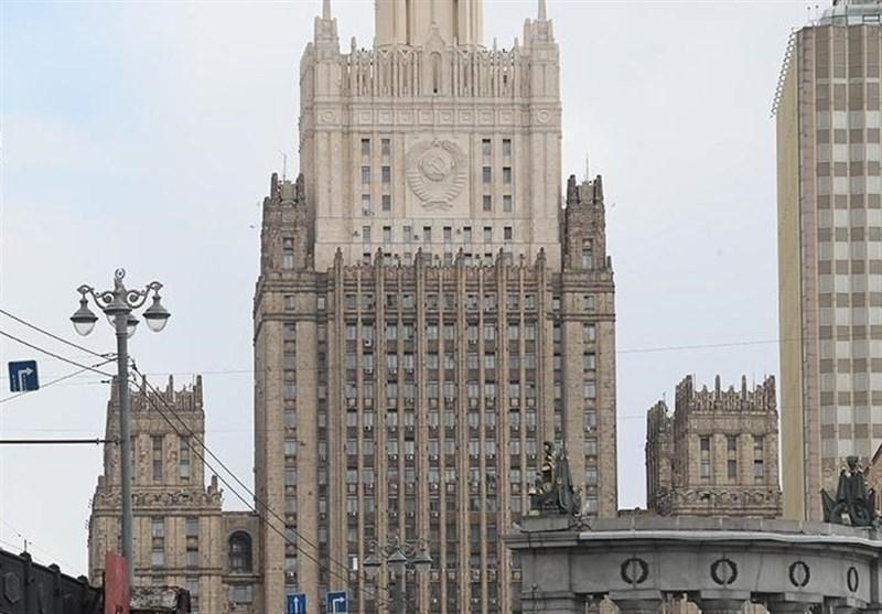 روسیه یک دیپلمات اوکراینی را عنصر نامطلوب خاطرنشان کرد