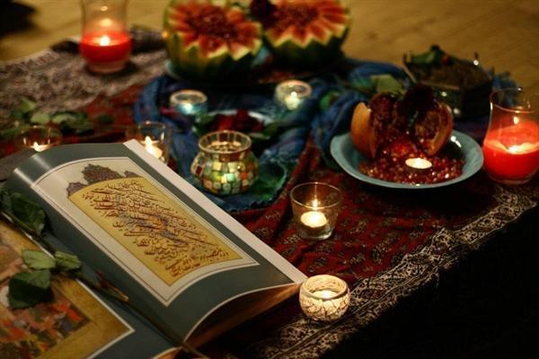 مراسم یادمان یلدا در مجموعه نیاوران برگزار گردید