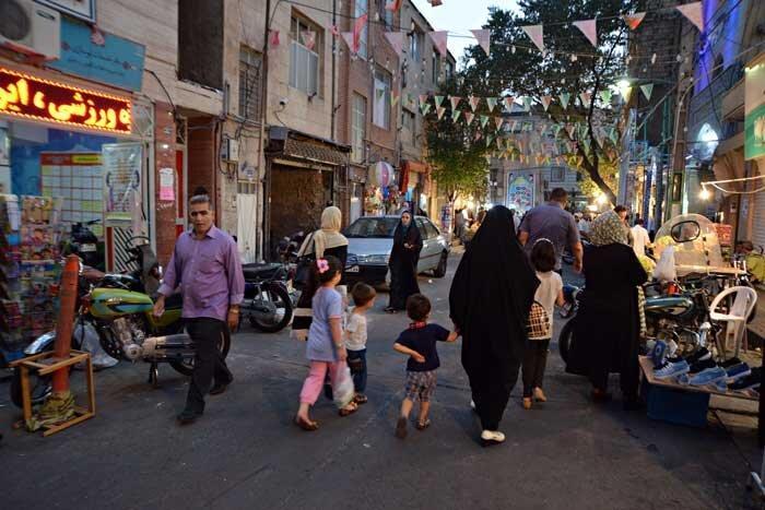 بازارچه جلیلی پاتوق گردشگری می شود