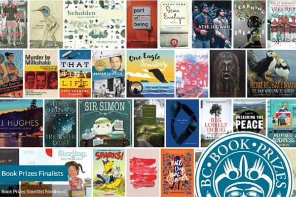 نامزدهای جوایز کتاب بریتیش کلمبیا معرفی شدند