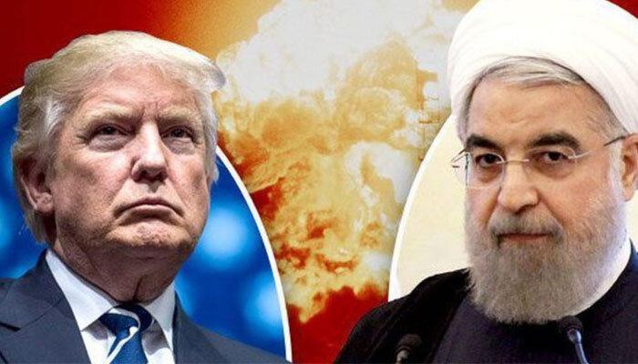یک رویارویی بی سابقه میان ترامپ و روحانی