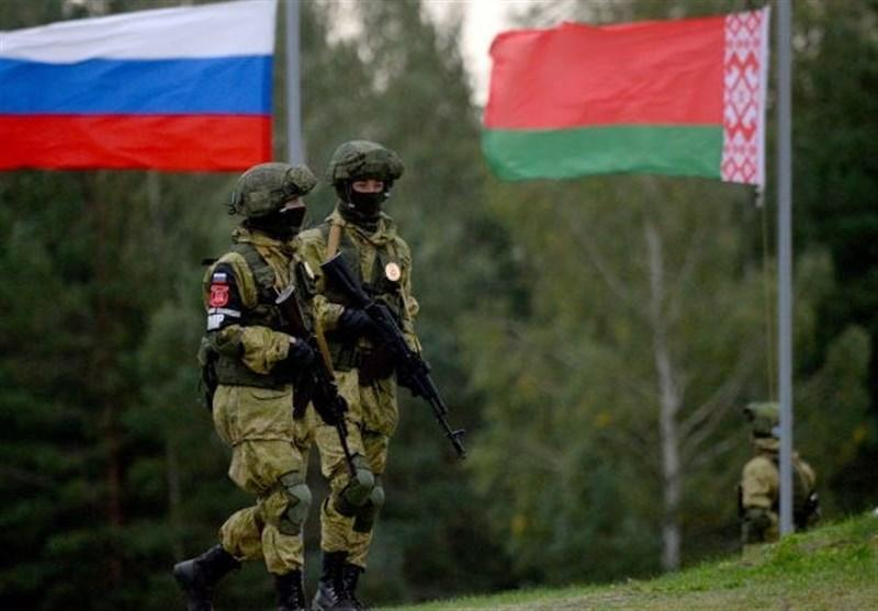 انجام تمرینات مشترک نظامیان روسیه و بلاروس