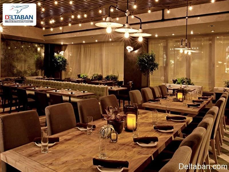 بهترین رستوران های حلال پاریس