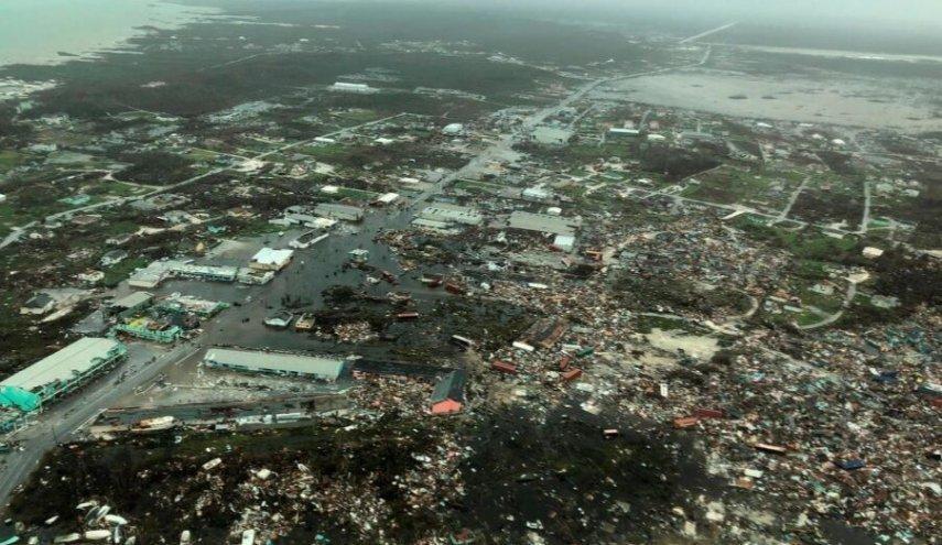 شمار قربانیان طوفان دوریان به 20 تن رسید