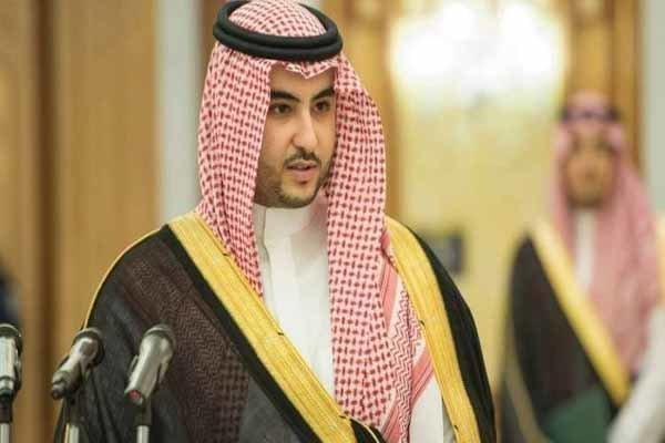 تشکر پسر پادشاه سعودی از مواضع ضدایرانی ترامپ