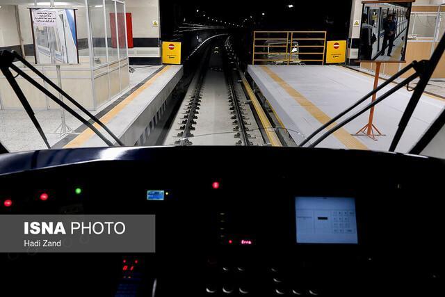 خدمات رسانی متروی تهران به تماشاگران دربی 90