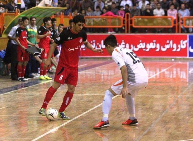 مخالفت تیم فوتسال مس با انتقال وفایی به تیم سوهان قم