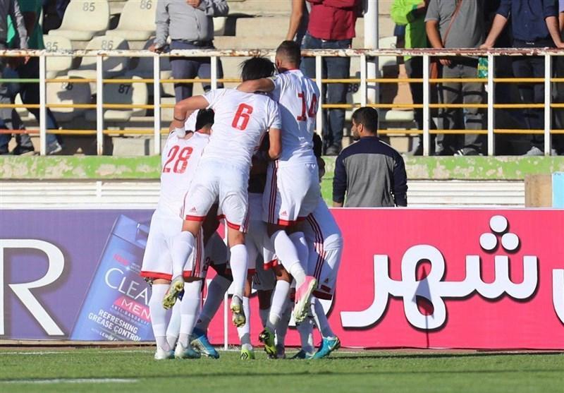 لیگ برتر فوتبال، صعود موقت تراکتور به صدر جدول با شکست سایپا
