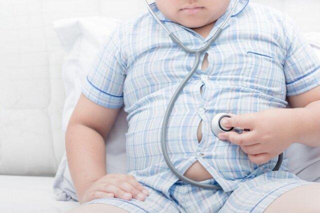 روند افزایش چاقی در بچه ها نگران کننده است