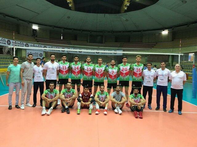 دومین شکست والیبال ایران در یونیورسیاد ، شانس مدال مدافع قهرمانی از بین رفت!