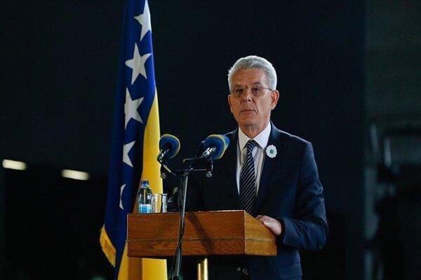 واکنش بوسنی و هرزگوین به حمله ترکیه به شمال سوریه