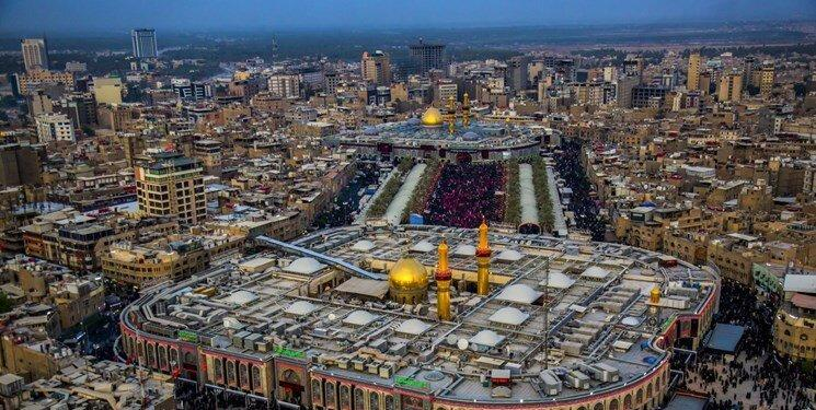 مقام عراقی: بیش از سه و نیم میلیون زائر از مرزهای زمینی وارد عراق شده اند