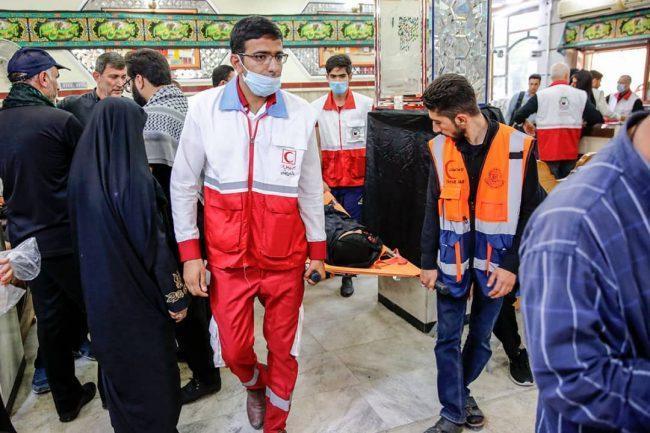 تداوم ارائه خدمات درمانی هلال احمر تا انتها صفر در عراق، خدمت رسانی 150 کادر درمانی تازه نفس در 5 درمانگاه