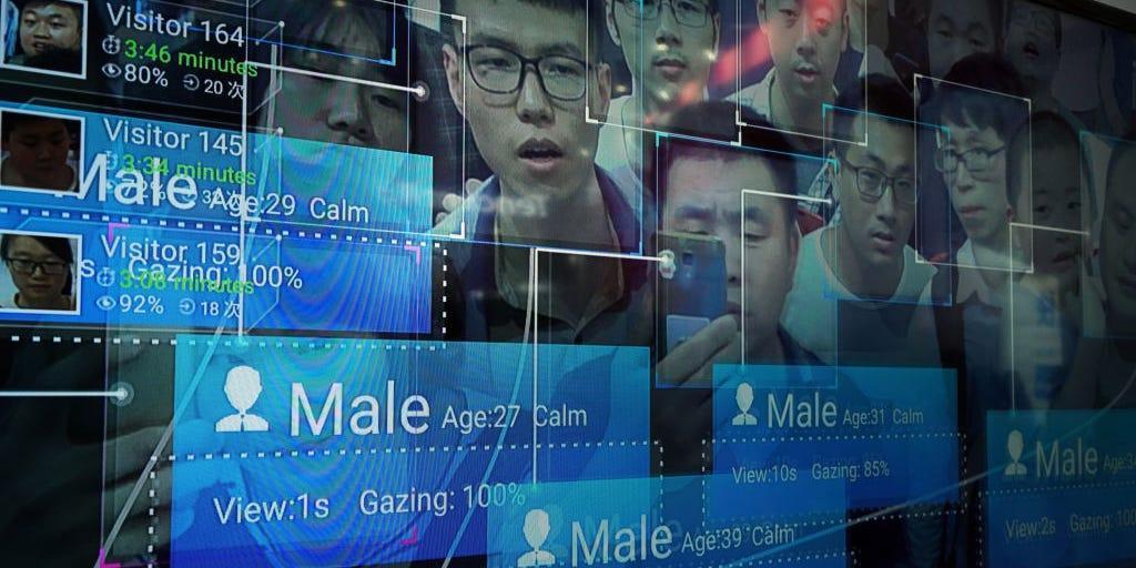 اسکن چهره برای خرید تلفن همراه در چین اجباری شد