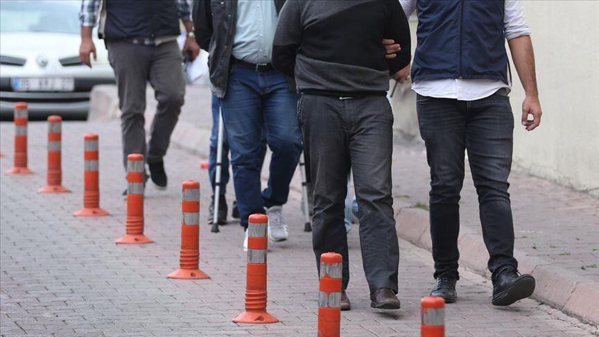 بازداشت 100 داعشی در ترکیه