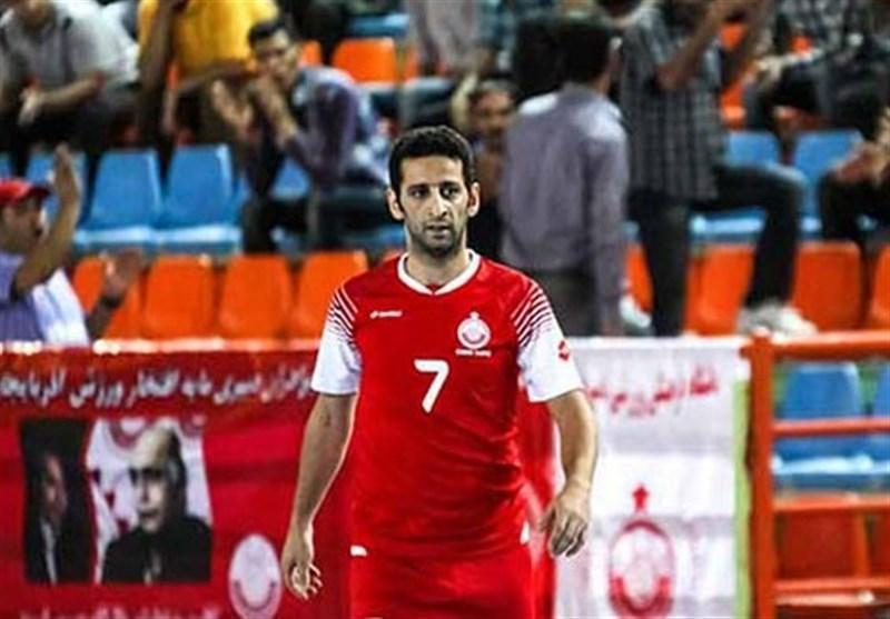 اصغری مقدم: آغاز درگیری از طرف تیم شهروند بود، فدراسیون فوتبال اسامی داوران محروم را اعلام کند
