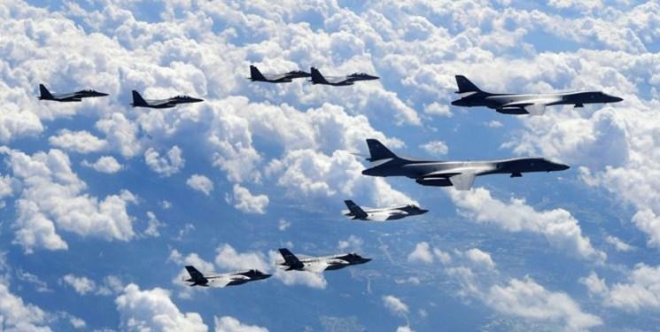 لغو رزمایش مشترک هوایی آمریکا با کره جنوبی برای دومین سال پیاپی