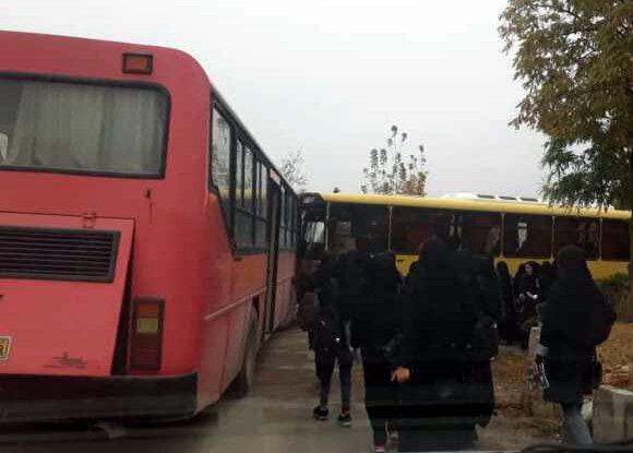 جزئیات تازه از برخورد 2 اتوبوس دانشجویان دانشگاه یاسوج