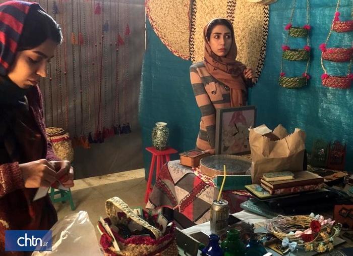 برگزاری نمایشگاه صنایع دستی و سوغات در آبیک