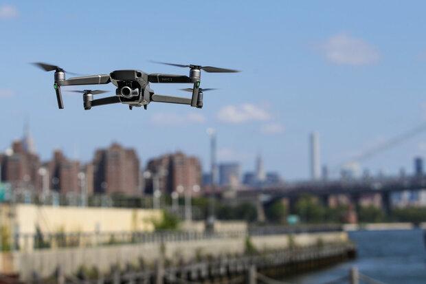 پهپادها ایمنی ساختمان های نیویورک را آنالیز می نمایند