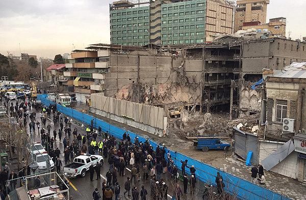 واکنش معاون شهردار تهران به نقدها درباره توقف ساخت پلاسکو