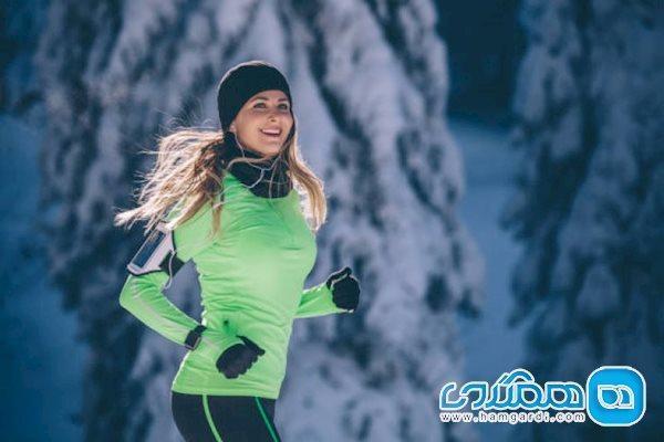چرا سرمای زمستان می تواند باعث کاهش وزن شود؟