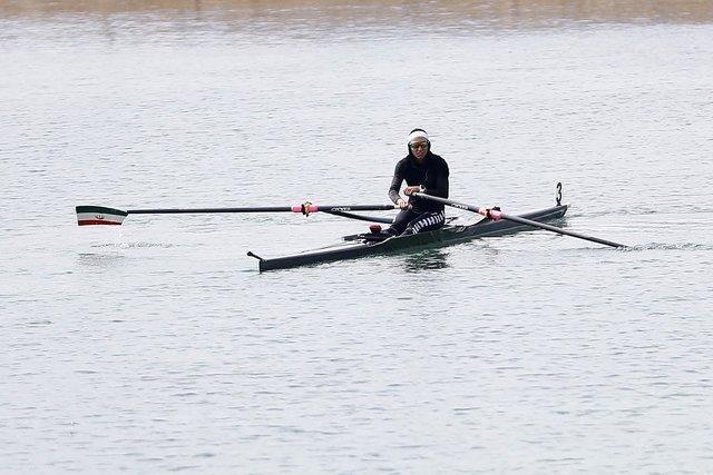 نازنین ملایی: برای سهمیه المپیک باید سختی زیادی به جان بخرم