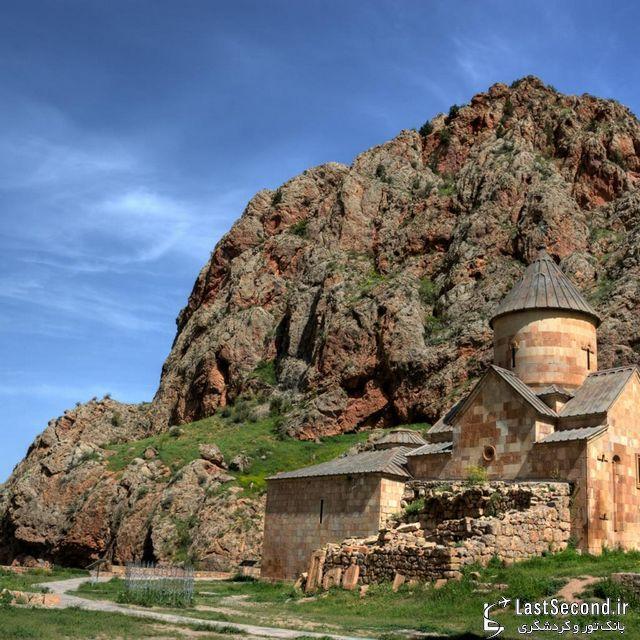 ارمنستان بهشت گم شده