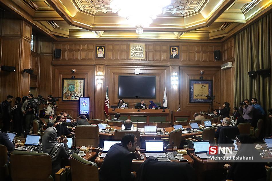 گزارش خزانه دار شورا تصویب شد