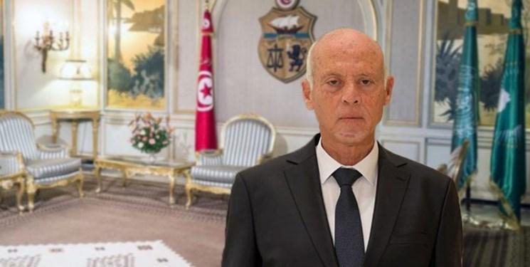 ملاقات جمعی از شخصیت های لیبی با رئیس جمهور تونس
