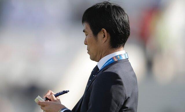 سرمربی ژاپن: بازی به بازی بهتر می شویم، امیدوارم مثل سال 92 مقابل ایران بازی کنیم