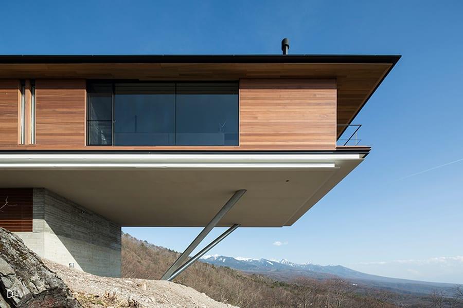 خانه ای رویایی در کوهپایه
