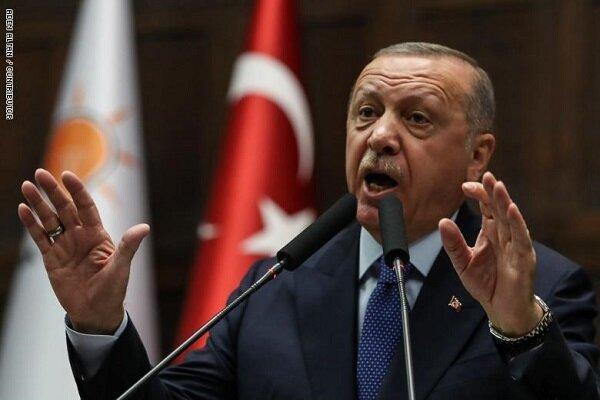 اردوغان: مستشاران خود را به لیبی اعزام کرده ایم