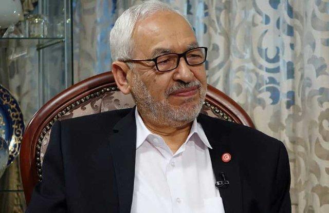 الغنوشی: از حل سیاسی بحران سوریه و عراق حمایت می کنیم
