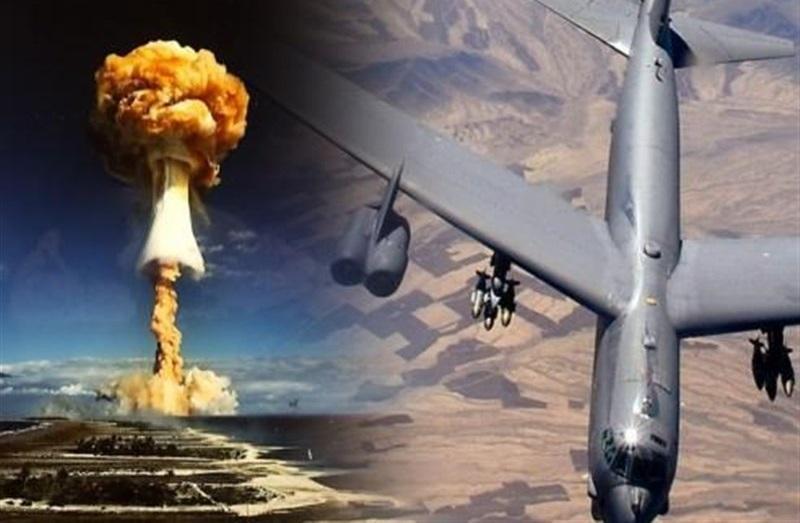 واکنش کرملین به شبیه سازی حمله هسته ای به روسیه توسط آمریکا