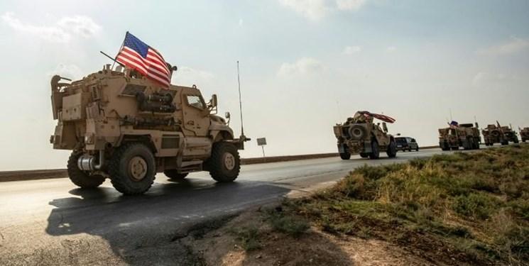 آمریکا 300 کامیون دیگر حامل تجهیزات به شرق سوریه فرستاد