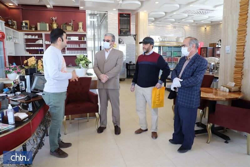 استمرار نظارت ها بر تأسیسات گردشگری زنجان در نوروز 99