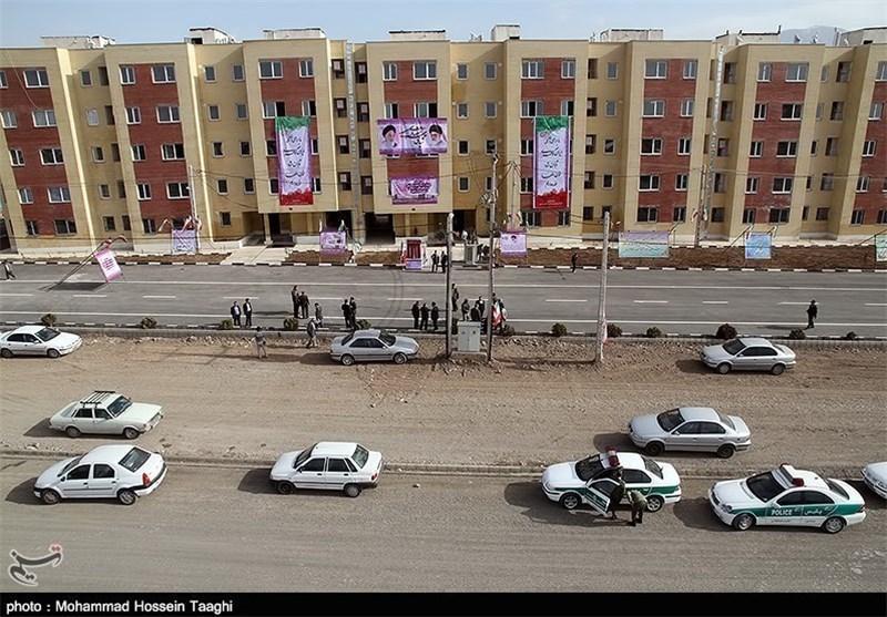 افتتاح 35 واحد مسکونی مددجویان کمیته امداد در سیرجان